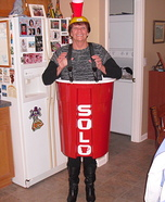 Red Solo Cup Costume