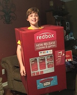 Redbox Homemade Costume