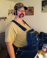 Redneck Homemade Costume
