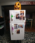Refrigerator Homemade Costume