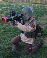Resistance Trooper Homemade Costume