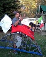 Restore the Shore Rollercoaster Homemade Costume