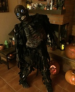 Return of the Living Dead Tarman Costume