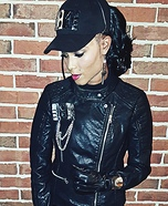 Rhythm Nation Janet Jackson Homemade Costume