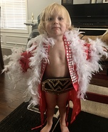 Ric Flair Homemade Costume