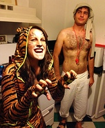 Richard Parker & Pi Patel Homemade Costume