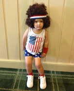 Richard Simmons Costume
