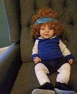 Richard Simmons Baby Homemade Costume