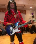 Rick James Halloween Costume