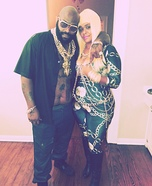 Rick Ross and Nicki Minaj Homemade Costume