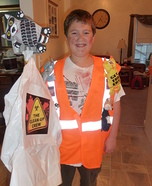 Roadkill Cleanup Crew Costume