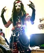 Rob Zombie Homemade Costume