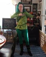 Robin Hood Homemade Costume