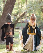 Robin Hood and Maid Marian Costumes for Kids