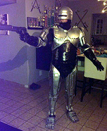 DIY Robocop Costume