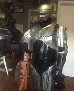 Robocop Costume for Men