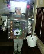 Robot Kid Costume