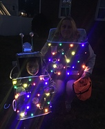Robots Homemade Costume