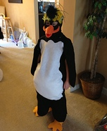 Rockhopper Penguin Costume