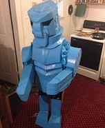 Rock'em Sock'em Robots Homemade Costumes