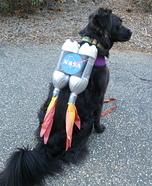 Rocket Dog Homemade Costume