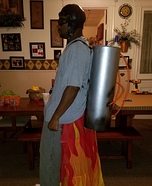 Rocket Man Jet Pack Costume