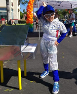 Rocket Man Elton John Homemade Costume