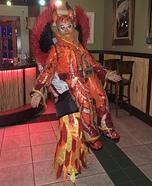 Rocket Man Elton John Homemade Costume
