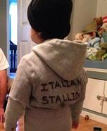 Rocky Balboa Homemade Costume