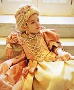 Rococo Cinderella Homemade Costume