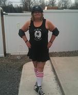Roller Derby Girl Costume