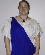 Ancient Roman Woman Clothing