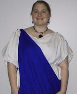 Ancient Roman Woman Clothing