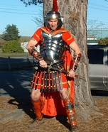 Roman Centurion Guard Costume