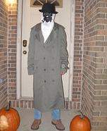 Rorschach / Watchmen Halloween Costume
