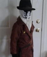 Rorschach Homemade Costume