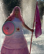 Rose Quartz Homemade Costume