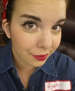 DIY Rosie the Riveter Costume