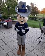 Rowdy the Cowboy Homemade Costume
