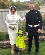 Royal Wedding Homemade Costume