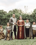 Royalty Homemade Costume