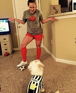 Rufferee Homemade Costume