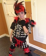 Rufio Homemade Costume