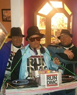Run DMC Costumes