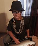 Run DMC Costume for Boys