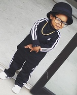 Run DMC Homemade Costume