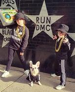 Run DMC Homemade Costume