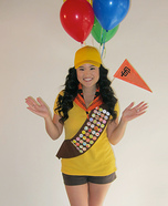 Creative DIY Costume Ideas for Women - Russell from UP Costume