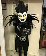 Ryuk Death Note Homemade Costume