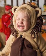 Sad Lion Costume